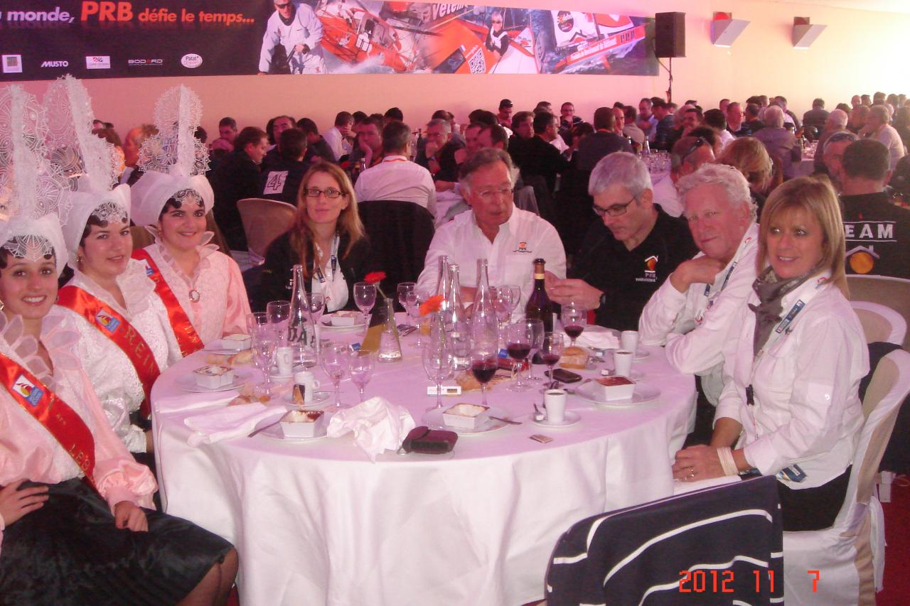Reines 2012 : Victoria, Marine et Chloé