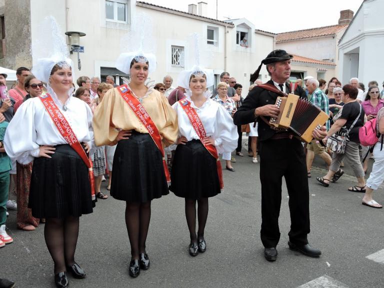 Fête des Vieux Métier de l'Ile d'Olonne