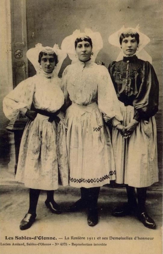 1911 Éléonore Dappel-Voisin - Delta Richard - Yvonne Landreau