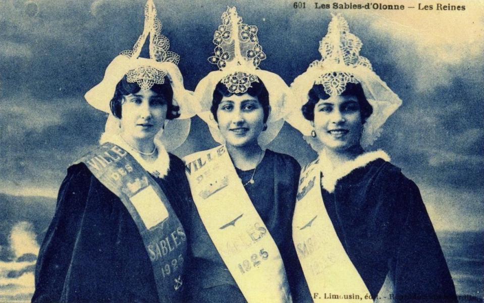 1925  Augusta Baud - Marie Le Reste - Amandine Puiroux