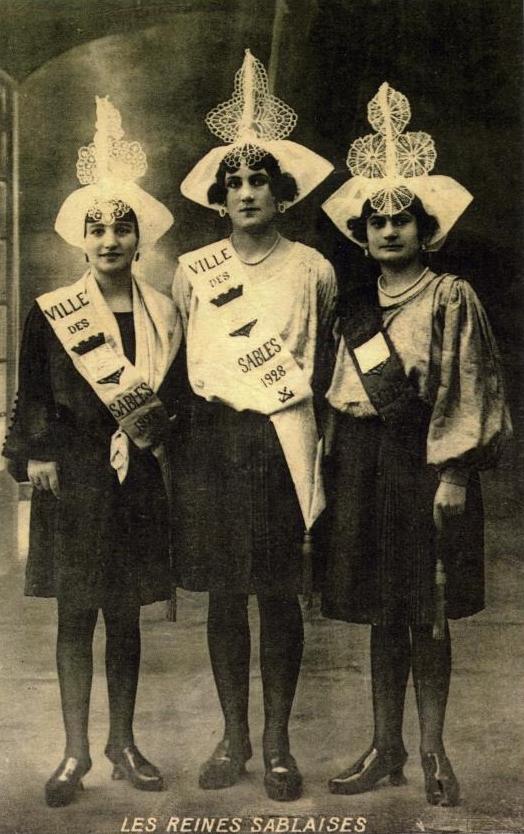 1928 Fernande Duret - Madeleine Parpaillon - Juliette Grimaud