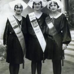 1929 Suzanne Lefebvre - Lucie Boizeau - Lucie Roger