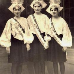 1938 Georgette Martineau - Ginette Georget - Jeannette Biron