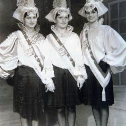 1939 Ginette Georget - Marcelle Le Carrour - Yvette Colin