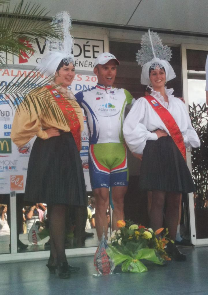 Boucles cyclistes 17 juin 2012