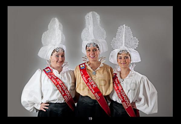 Reines 2015 : Eva, Lolita et Loreleï