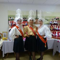 Les reines 2011, 2012 et 2013