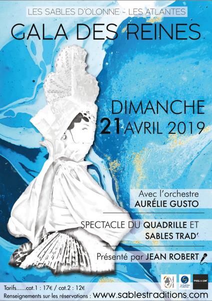 Affiche gala des reines 2019
